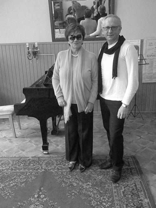 2015.gada 14.- 25.septembris Edgars Kramiņa meistarklases Krievijas teātra mākslas universitātē Maskavā